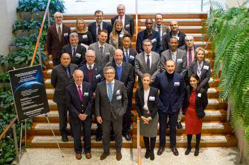 Faculty members of Global Neurosurgery 2019: A Practical Symposium