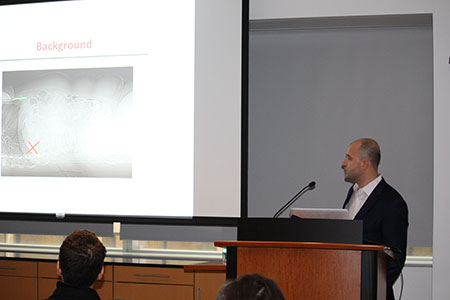 Dr. Ali Baaj, co-director of the 2016 Weill Cornell Complex Spine CME