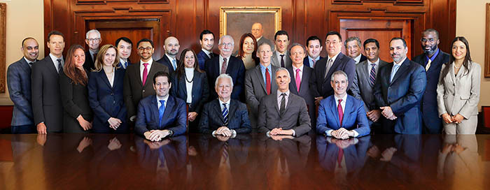 The clinical neurosurgery faculty of the Weill Cornell Medicine Brain & Spine Center