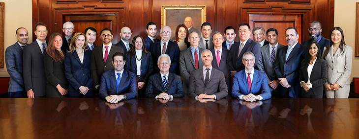 Clinical Faculty of the Weill Cornell Medicine Brain and Spine Center, 2018