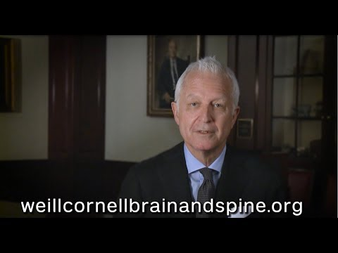 Video: Welcome to the Weill Cornell Medicine Brain and Spine Center