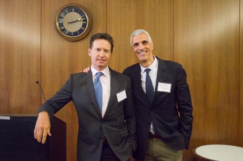 Course Directors Theodore Schwartz and Mark Souweidane
