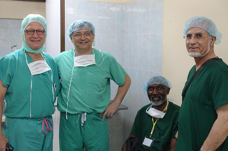 Mission in Tanzania 2015