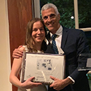 Claudia Kazun-Fischer, MD, and Mark M. Souweidane, MD, Weill Cornell Medicine, 2019