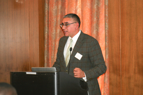 Dr. Rajiv K. Sethi