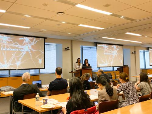 Dr. Jessica Spat-Lemus and Dr. Amanda Sacks-Zimmerman introduce the course