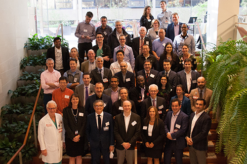 Cornell Biomedical Engineering Retreat at Belfer Research