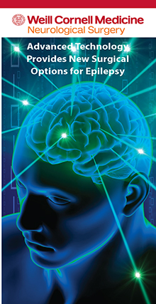 At Weill Cornell Medicine, Advanced Technology Provides New Surgical Options for Epilepsy
