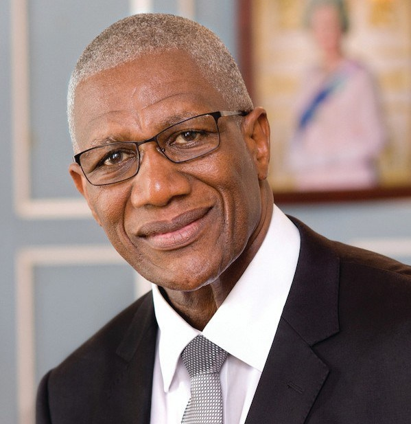 Sir Rodney Williams, Governor General of Antiqua and Barbuda