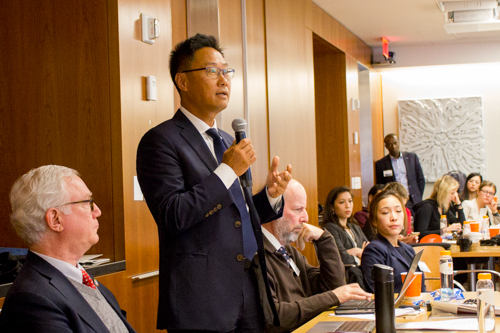 Dr. Kee Park offers his thoughts on further collaboration