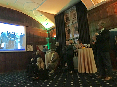 Dr  Härtl Introduces Explorers Club to Tanzania Project