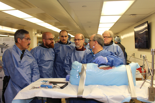 NYC-MISS 2018: 12th New York City Minimally Invasive Spine, Spinal Endoscopy, Robotics, and 3D Navigation Symposium: Case-Based and Hands-On