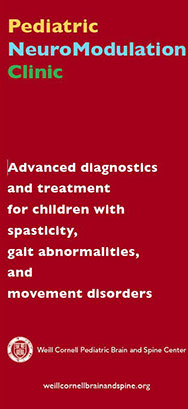 Pediatric NeuroModulation Clinic Brochure