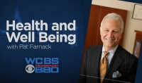 Dr. Stieg Talks About Brain Health on WCBS Radio 880