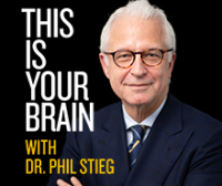 Dr. Stieg Launches New Podcast: This Is Your Brain