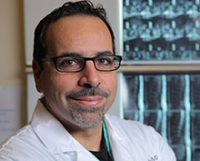 Dr. Athos Patsalides, Weill Cornell Medicine Brain and Spine Center