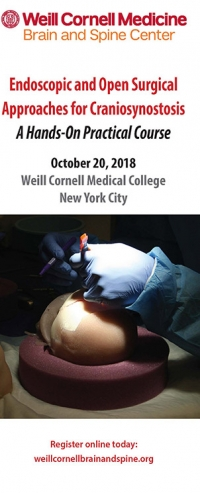 Endoscopic and Open Surgical Approaches for Craniosynostosis: A Hands-On Practical Course