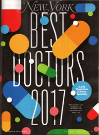 New York Magazine, Top Doctors 2017