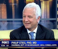 Dr. Stieg on Good Day NY 9 January 2014