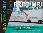 Free Brain Scans This Week in Lower Manhattan