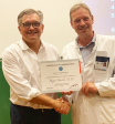 Dr. Roger Hartl and Dr. Claudius Thome