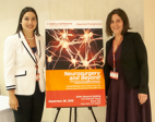 CME directors Jessica Spat-Lemus, PhD, and Amanda Sacks-Zimmerman, PhD, ABPP-CN