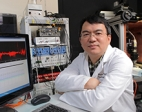 Dr. Hongtao Ma of the Weill Cornell Epilepsy Laboratory