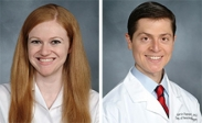 Dr. Whitney Parker and Dr. Ben Rapoport