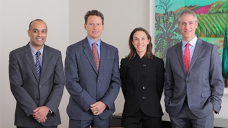 Drs. Ramakrishna, Schwartz, Hoffman, and Greenfield have expertise in laser surgery