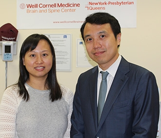 Cerebrovascular neurosurgeon Ning Lin, MD