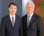 Dr. Ning Lin and Dr. Philip E. Stieg