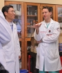 Dr. Mingrui Zhao and Dr. Theodore Schwartz