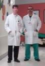 Dr. Marc Dinkin and Dr. Athos Patsalides of Weill Cornell Medicine