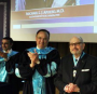 Dr. Apuzzo Presented With BAU Medal of Science