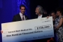 Mario Lichtenstein of Voices Against Brain Cancer Awards $100,000 to John Boockvar, MD