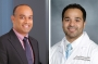 Drs. Rohan Ramakrishna and Ibrahim Hussain of the Weill Cornell Medicine Brain and Spine Center