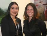Dr. Jessica Spat-Lemus and Amanda Sacks-Zimmerman
