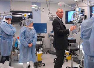 Fellowship Training in Skull Base Microneurosurgery